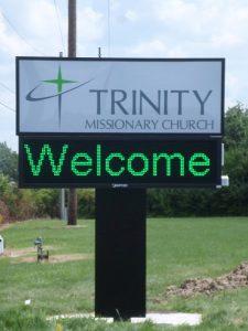 Promotional Signs custom digital monument church sign 225x300