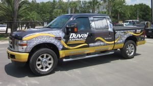Vehicle Graphics truck wrap vehicle custom 300x169